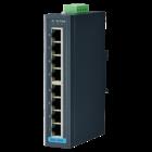 Advantech EKI-2528, 8-poorts 10/100Mbps unmanaged Ethernet-switch