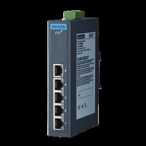 Advantech EKI-2725, 5-port Ind. Unmanaged GbE Switch