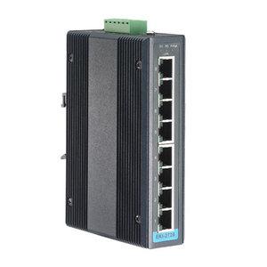 Advantech EKI-2728, 8-port Industrial Unmanaged GbE Switch