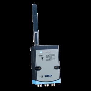 Advantech WISE-4610, Outdoor LoRa/LoRaWAN Wireless I/O Module, 6-channel Digital Input, 2 Serial Ports