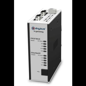 Anybus X-Gateway Profibus Master DP-VO - Ethernet/IP slave AB7800