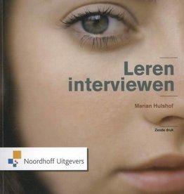 Leren interviewen druk 6