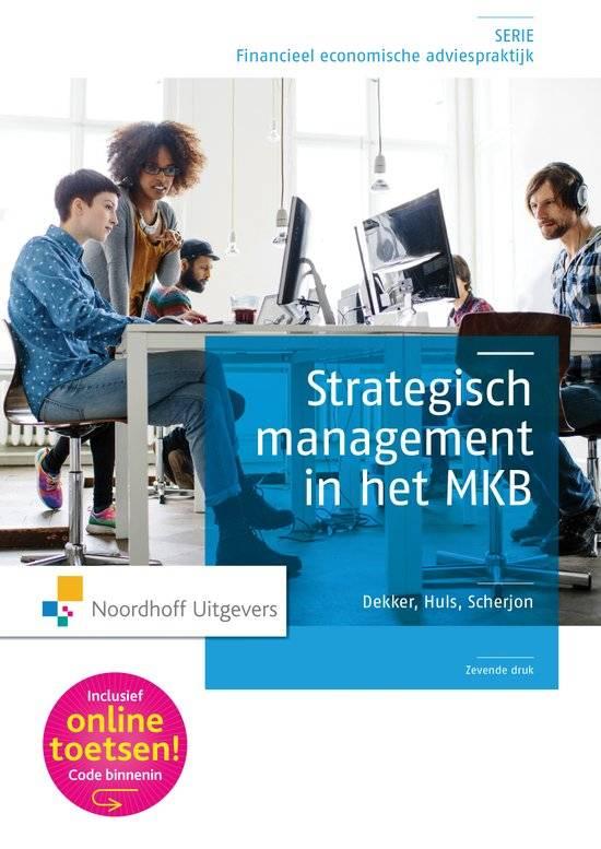 Strategisch management in het MKB druk 7