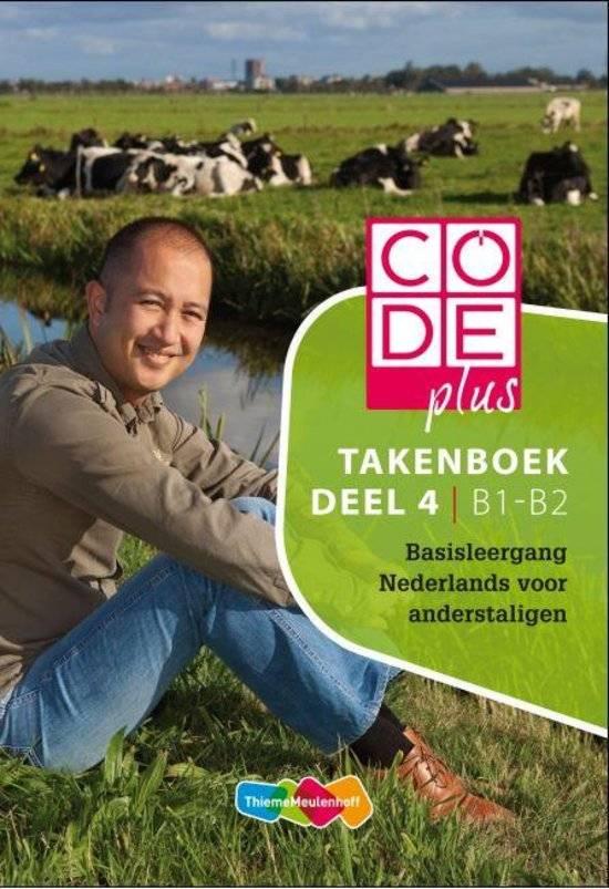Code plus / Deel 4 B1-B2 / deel Takenboek