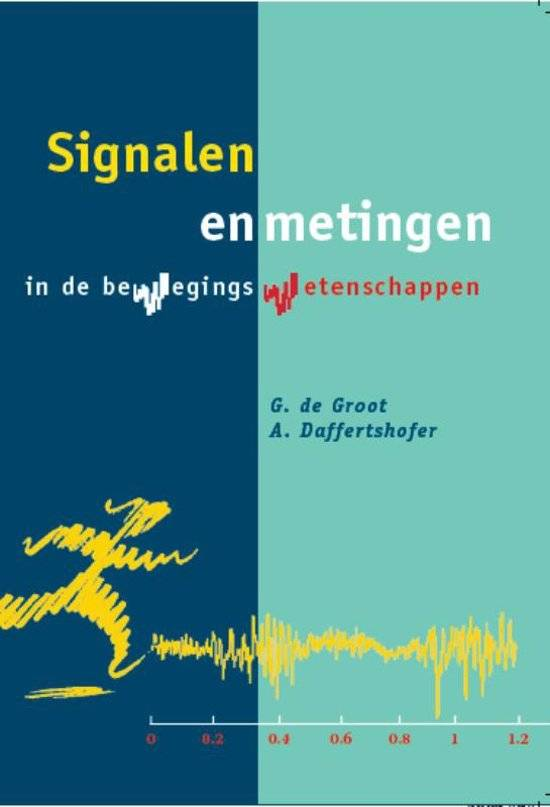 Signalen en metingen in de bewegingswetenschappen