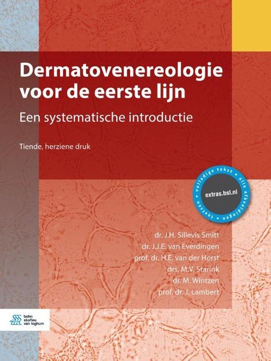Dermatovenereologie voor de eerste lijn druk 10