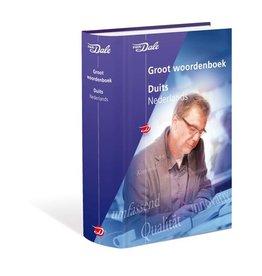 Van Dale groot woordenboek - Van Dale groot woordenboek Duits-Nederlands druk 4