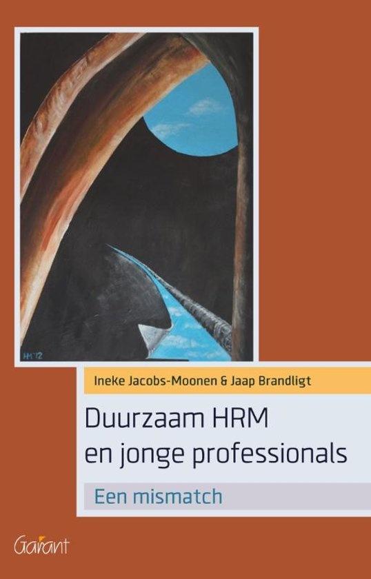Duurzaam HRM en jonge professionals