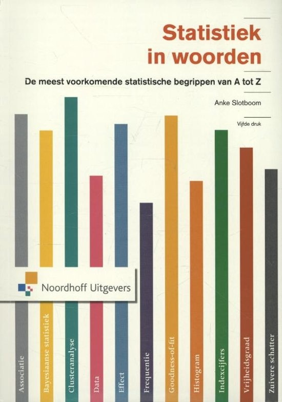 Statistiek in woorden druk 5