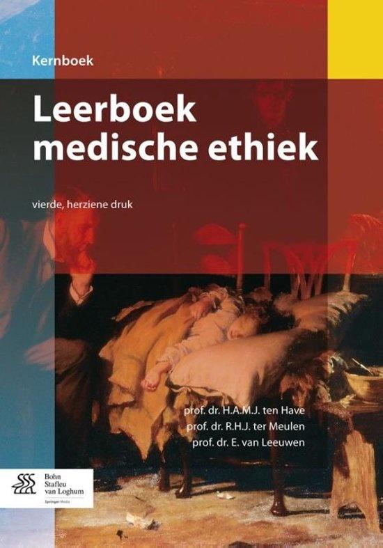 Leerboek medische ethiek druk 4