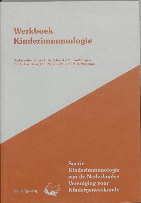 Werkboek Kinderimmunologie