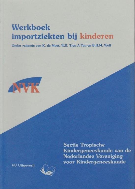 Werkboek importziekten bij kinderen