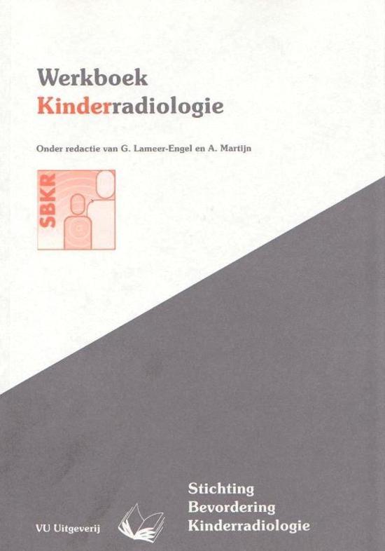 Werkboek kinderradiologie