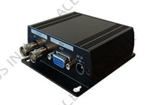 Composiet naar VGA  converter