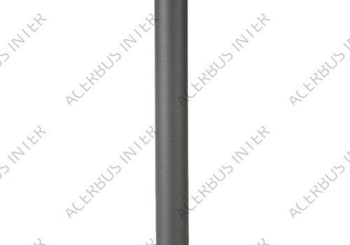 Verlengbuis met kabeldoor voor TFT Plafondsteun lengte 100cm
