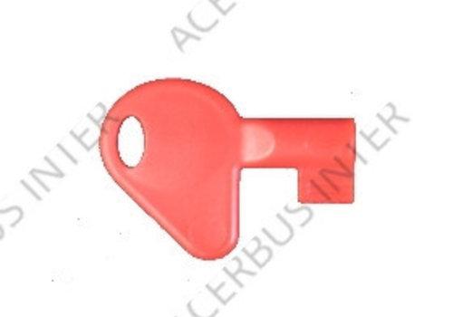 NFS Reserve sleutel rood