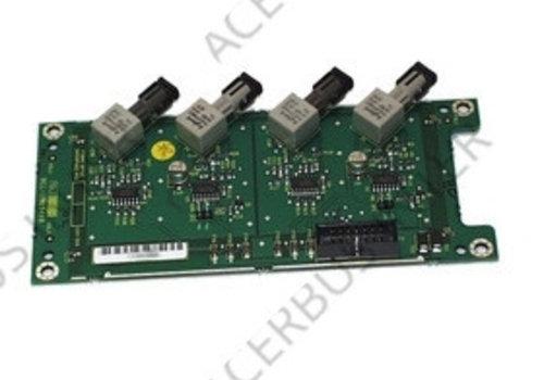 NF3000 Netwerk P2P Dual Poort Glasvezelkaart PCB