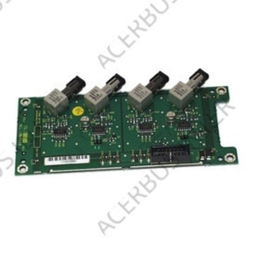 NF3000 Netwerk P2P Single Poort Glasvezelkaart PCB
