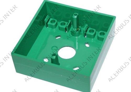 SG-P opbouw bak groen