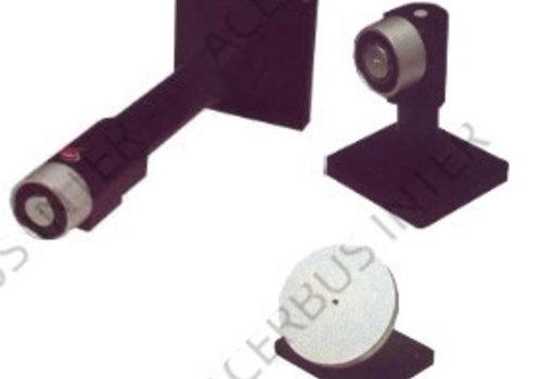 Kleefmagneet wand/vloermontage type 1380/30D 100kg