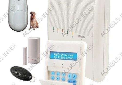 Agility-2 Starterkit GSM Wit