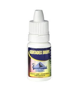 Travipharma Gentadex drops - 10 ml
