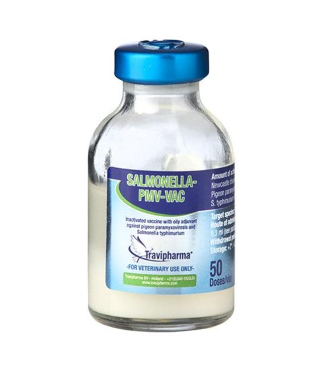 Travipharma Salmonella-PMV-Vac - 50 doses