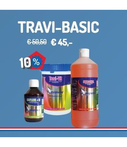 Travipharma TRAVI-BASIC PAKKET