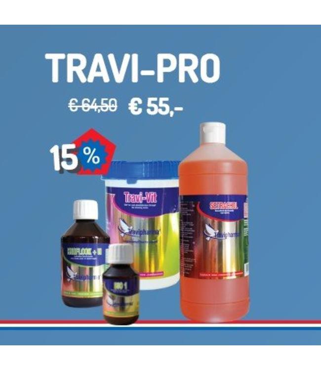 Travipharma TRAVI-PRO PACKAGE