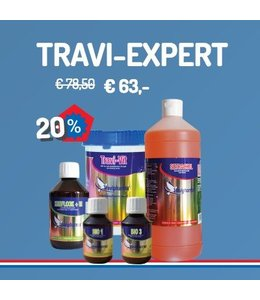 Travipharma TRAVI-EXPERT PACKAGE