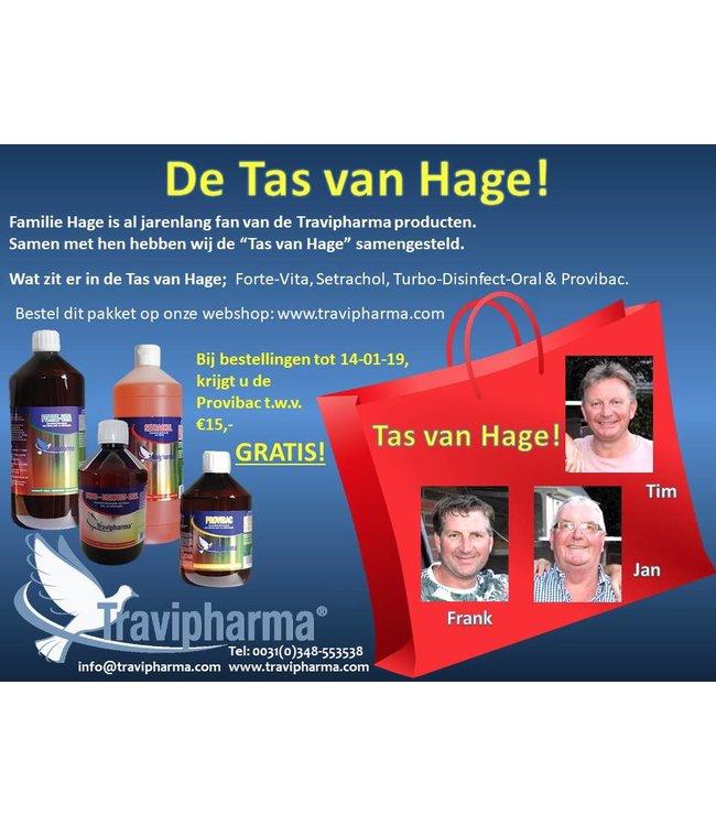 Travipharma Tas van Hage