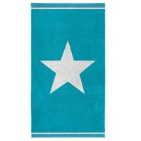 Strandlaken Star - Aqua