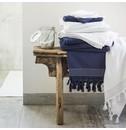 Walra Washandje - Soft Cotton - Navy Blauw