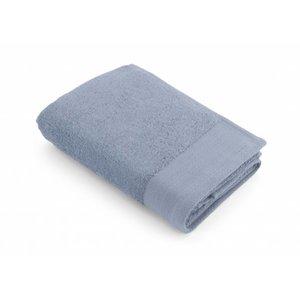 Walra Handdoek - Soft Cotton - 50x100 cm - Blauw
