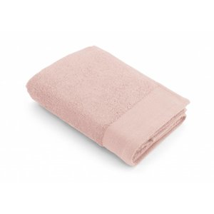 Walra Handdoek - Soft Cotton - 50x100 cm - Roze