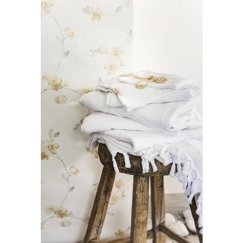 Walra Handdoek - Soft Cotton - 50x100 cm - Wit