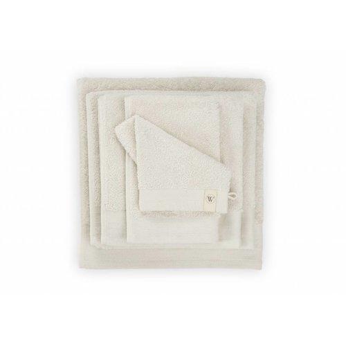 Walra Walra Badlaken - Kiezel Grijs - 60x110 cm