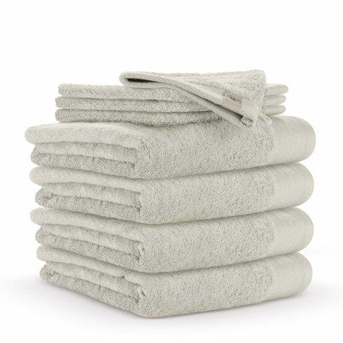 Walra Douchelaken - Soft Cotton - Kiezel Grijs