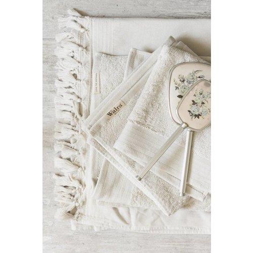 Walra Hamamdoek - Soft Cotton - Kiezel Grijs