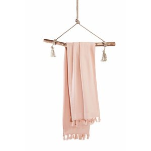 Walra Hamamdoek - Soft Cotton - Roze