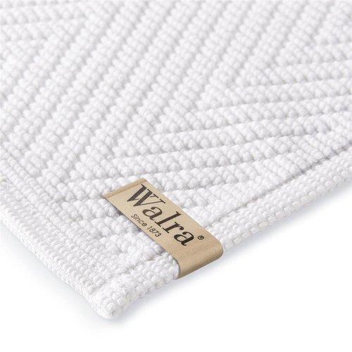 Walra Badmat - Soft Cotton - Wit