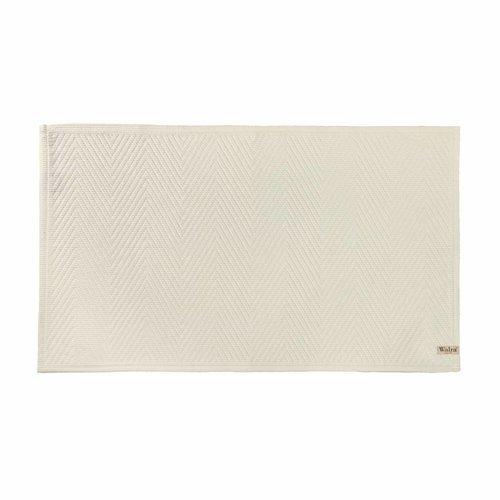 Walra Badmat - Soft Cotton - Kiezel grijs