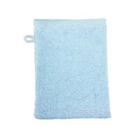 Washandje - Licht Blauw - 16x21 cm