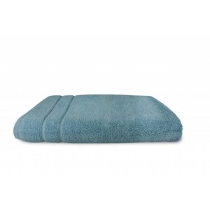 The One Towelling  Handdoek - Zero Twist - 60x110 cm - Petrol