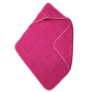 The One Towelling  Badcape - Kids - Magenta