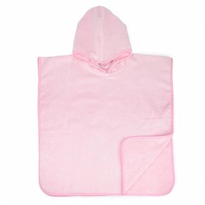 The One Towelling  Poncho - Kids - Licht roze