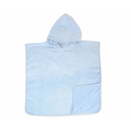 The One Towelling  Poncho - Kids - Licht blauw