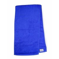 Handdoek - Sport - Kobalt blauw
