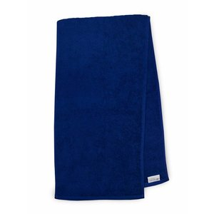 The One Towelling  Handdoek - Sport - Navy Blauw