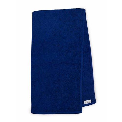 The One Towelling  Handdoek - Sport - Navy Blauw